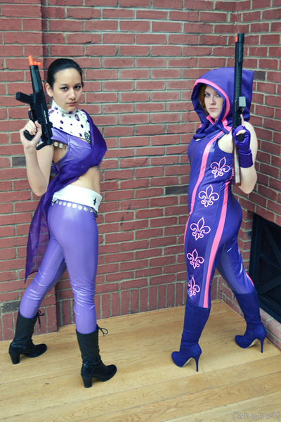 Saints Row Kinzie Kensington Zhobot Net